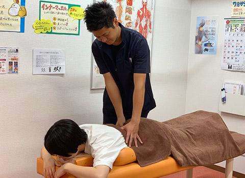 まいれ式腰痛治療
