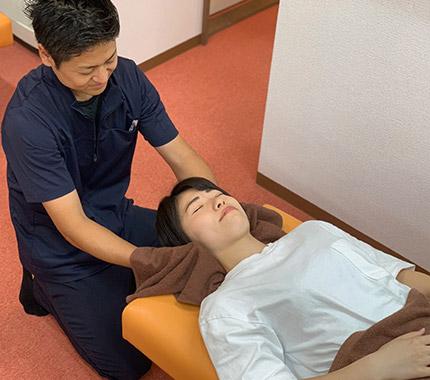 体のチェック検査