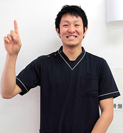 わいわい整骨院 小川先生